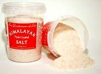 Соль гималайская розовая. Крупный помол. Пакистан. 284гр.