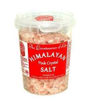 Соль гималайская розовая. Крупный помол. Пакистан. 482 г